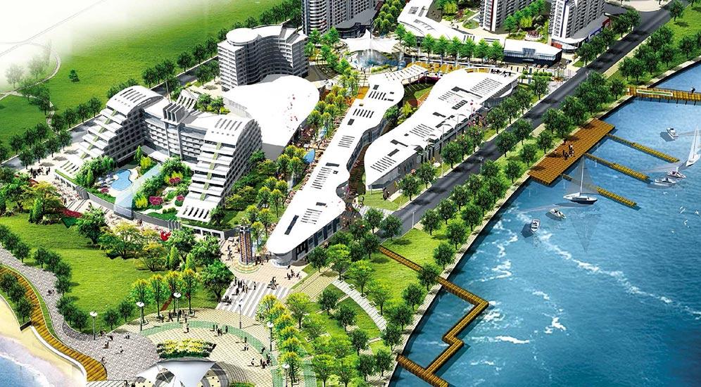 日照辉煌国际·海港城A、B区