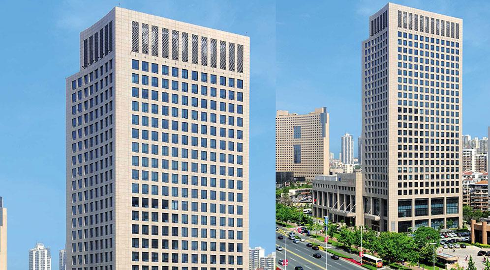 青岛市行政审批服务大厅(信息大厦)