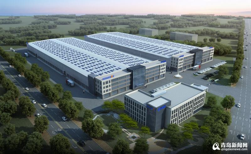 恭贺青岛明珠建设监理有限公司中标北方最大机器人基地工程监理项目
