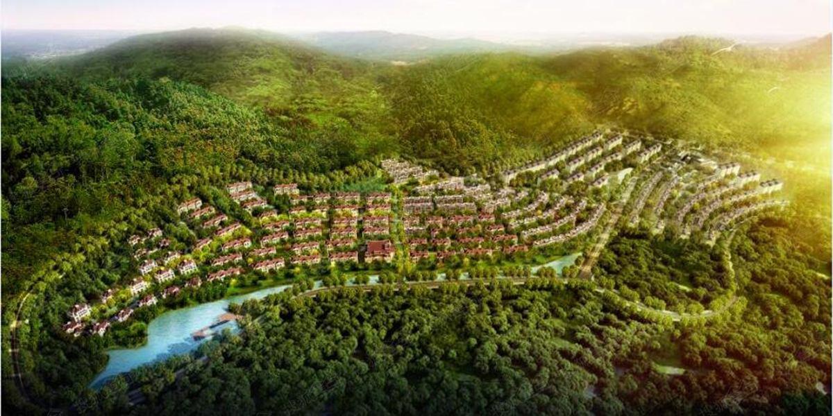 中北崂旧村改造项目(波尔多小镇)